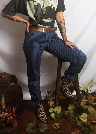 Calça Jeans Listrada Arrogance (40)