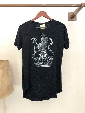 Camiseta Rock Caviar (M)