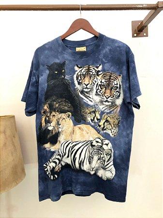 Camiseta Felinos The Mountain (M)