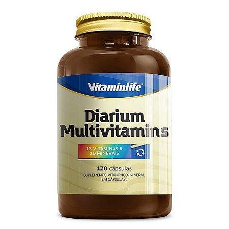 Diarium Multivitamins - 120 cápsulas