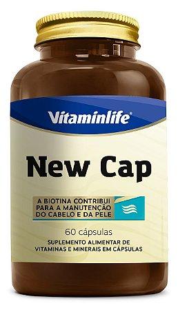 New Cap - 60 cápsulas