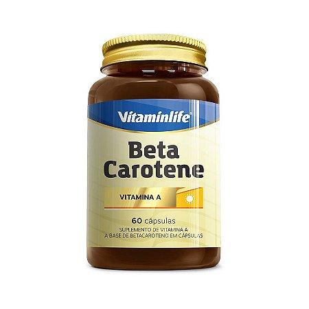 Beta Caroteno - 60 cápsulas
