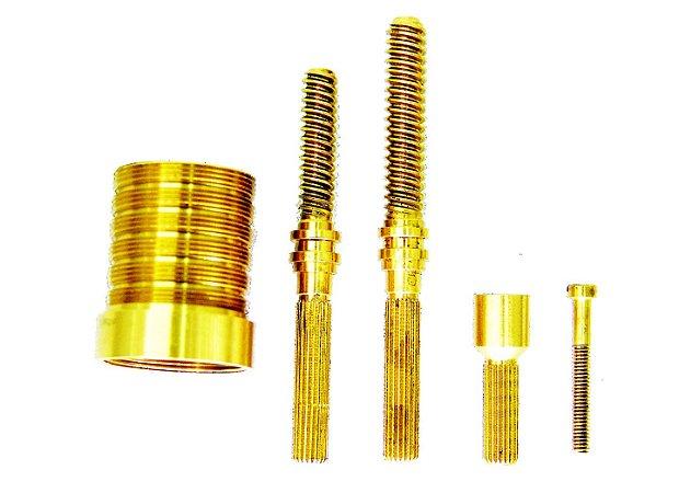 Kit Prolongador Registro Gaveta Polo/Dream/Level/Drop/Twist (ANTIGO) Cód. 4504032 Deca
