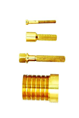 Kit Prolongador Registro Pressão Polo/Dream/Level/Drop/Twist (ANTIGO) Cód.4504031 Deca