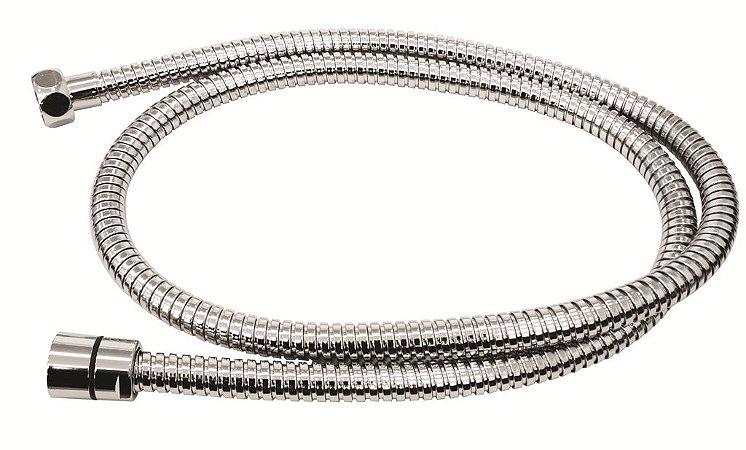 Ligação Flexível Ducha Higiênica Comprimento 1,20 CM Cromada Cód. 4260000 Deca