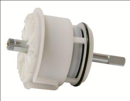 Reparo Válvula Hydra Plus 2555C/Slim 2553C Baixa Pressão 1.1/2 e Alta Pressão 1.1/4  Cód. 4686003 Deca