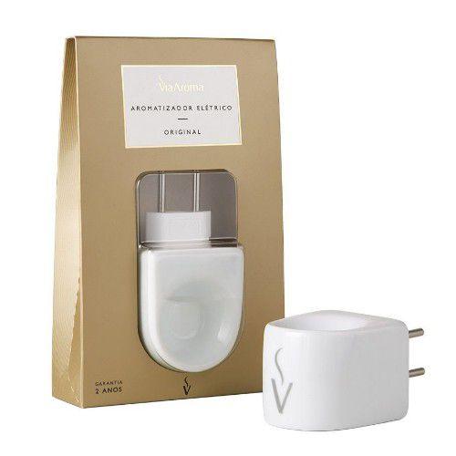 Aromatizador de ambientes elétrico em porcelana