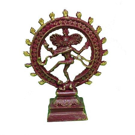 Shiva Nataraja 18cm - 3 opções de cor
