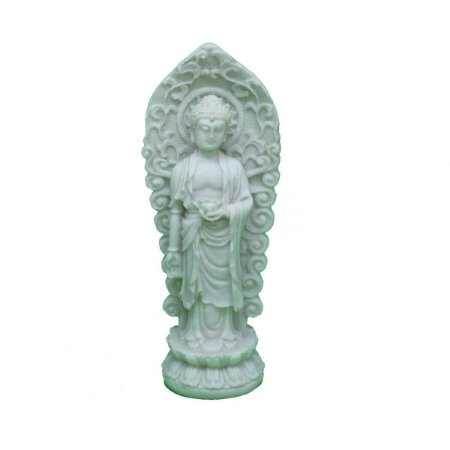 Buda portal 17cm - escolha a cor