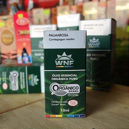 Óleo essencial de palmarosa 10ml WNF