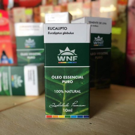 Óleo essencial de eucalipto 10ml WNF