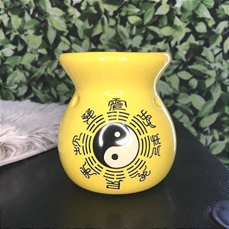 Aromatizador de cerâmica baguá
