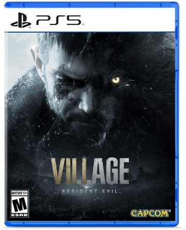 Game Resident Evil Village - PS5
