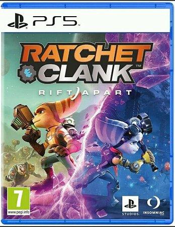 Game Ratchet & Clank em Outra Dimensão - PS5