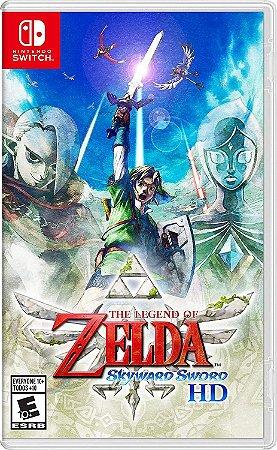 Game The Legend of Zelda Skyward Sword - Switch
