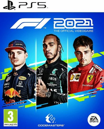 Game F1 2021 - PS5