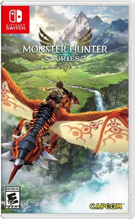 Game Monster Hunter Stories 2 - Switch