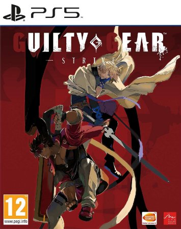 Game Guilty Gear Strive - PS5