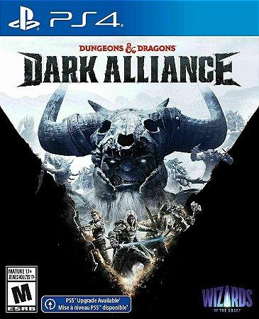 Game Dungeons & Dragons Dark Alliance - PS4