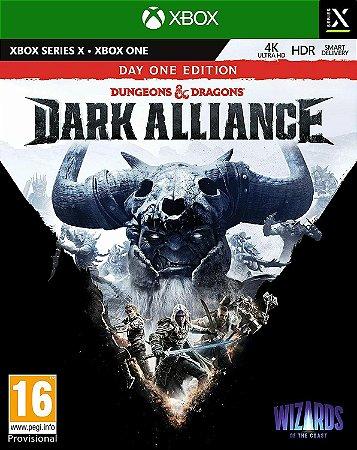 Game Dungeons & Dragons Dark Alliance - Xbox Series/One