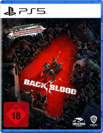 GAME BACK4BLOOD - PS5