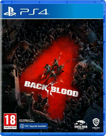 GAME BACK4BLOOD - PS4