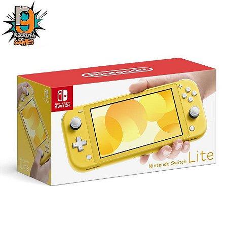 Console Nintendo switch Lite Yellow - Nintendo