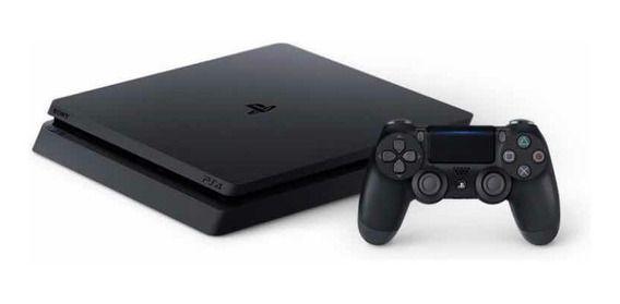 Console Playstation 4 SLIM 1Tb CUH 2212B - Sony