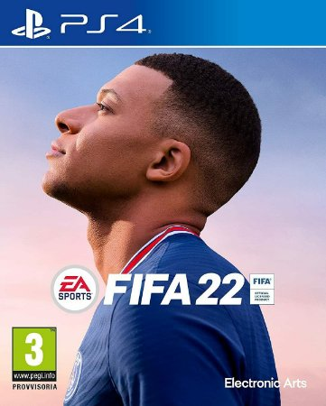 Game FIFA 22 - PS4