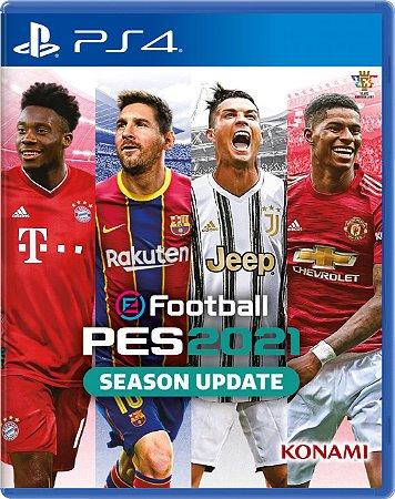 Game PES 2021 Season Update - PS4