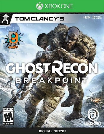 Game Ghost Recon Breakpoint - Xbox One