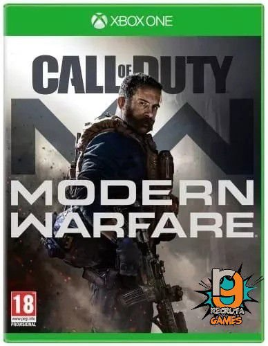 Game COD Modern Warfare - Xbox One