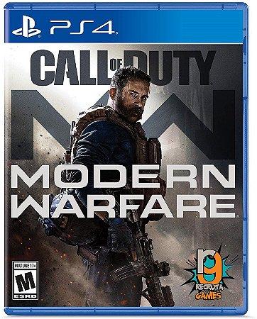 Game COD Modern Warfare - PS4