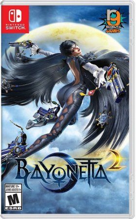Game Bayonetta 2 - Switch