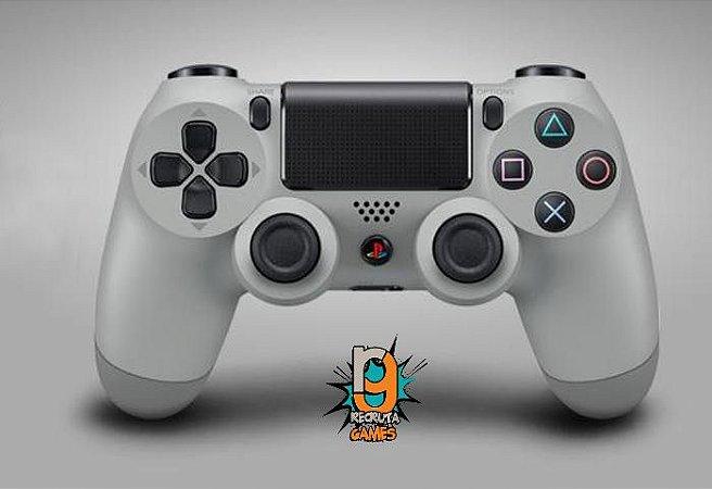 Controle DualShock 4 Sem fio para PS4 Gray 20Th - Sony
