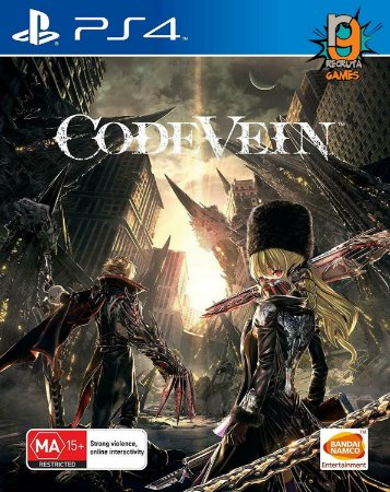 Game Code Vein - PS4