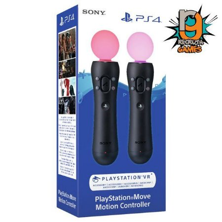 Controle Sem fio Playstation Move Bundle - Sony