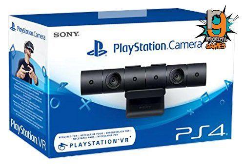 Câmera Para Playstation 4 - Sony
