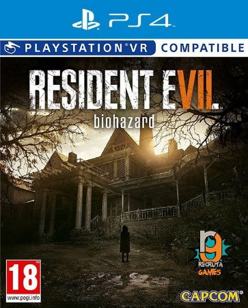 Game Resident Evil 7 Biohazard - PS4/VR