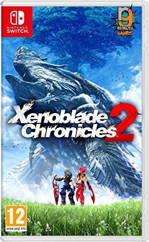 Game Xenoblade Chronicles 2 - Switch