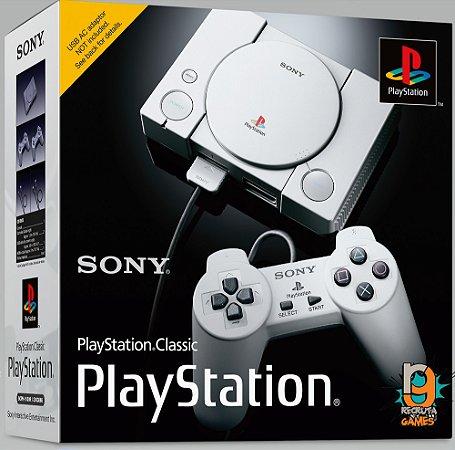 Console Playstation Classic Mini + 150 Jogos - Sony