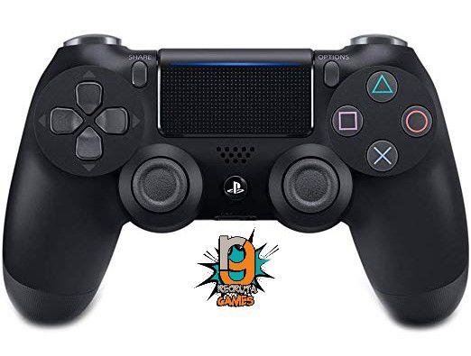 Controle DualShock 4 Sem fio para PS4 Preto - Sony