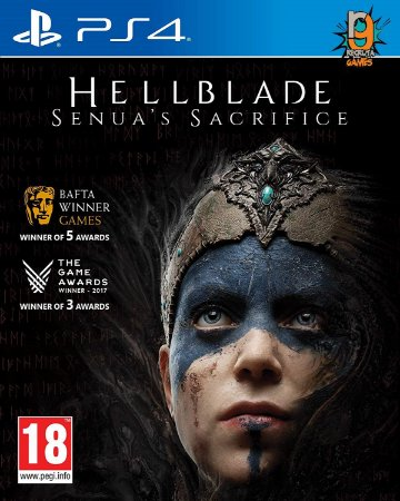 Game Hellblade Senua'S Sacrifice - Sony