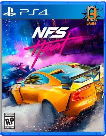 Game Need For Speed Heat - PS4