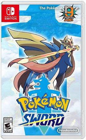 Game Pokemon Sword - Switch