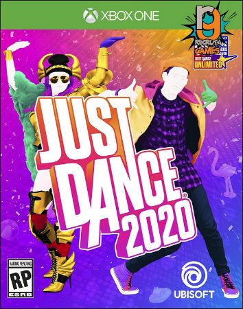 Game Just Dance 2020 - Xbox One