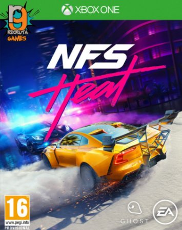Game Need For Speed Heat - Xbox One