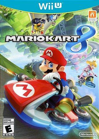 Game Mario Kart 8 Seminovo - Nintendo Wii U