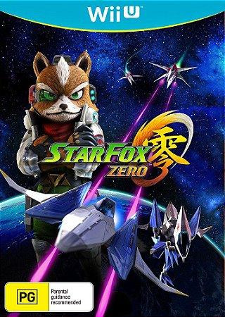 Game Star Fox Zero Seminovo - Nintendo Wii U