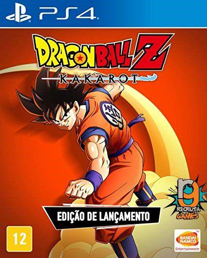 Game Dragon Ball Z Kakarot - Sony